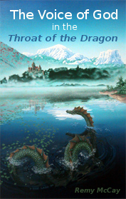 The Voice of God in the Throat of the Dragon artwork by Eric Ladd